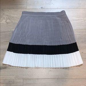 Pleated Skirt Size 6 Smart Set